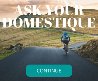 Ask My Domestique for Cycling Advice