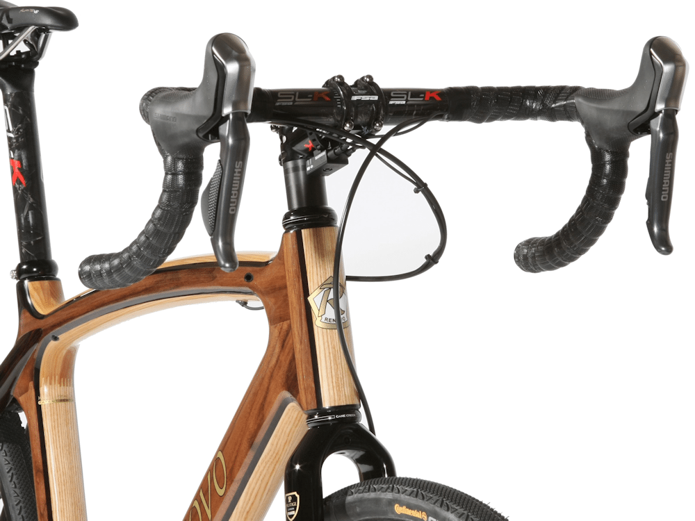 e7980d9ed99 Is Wood the New Carbon? Renovo Makes High-End Wooden Race Bikes